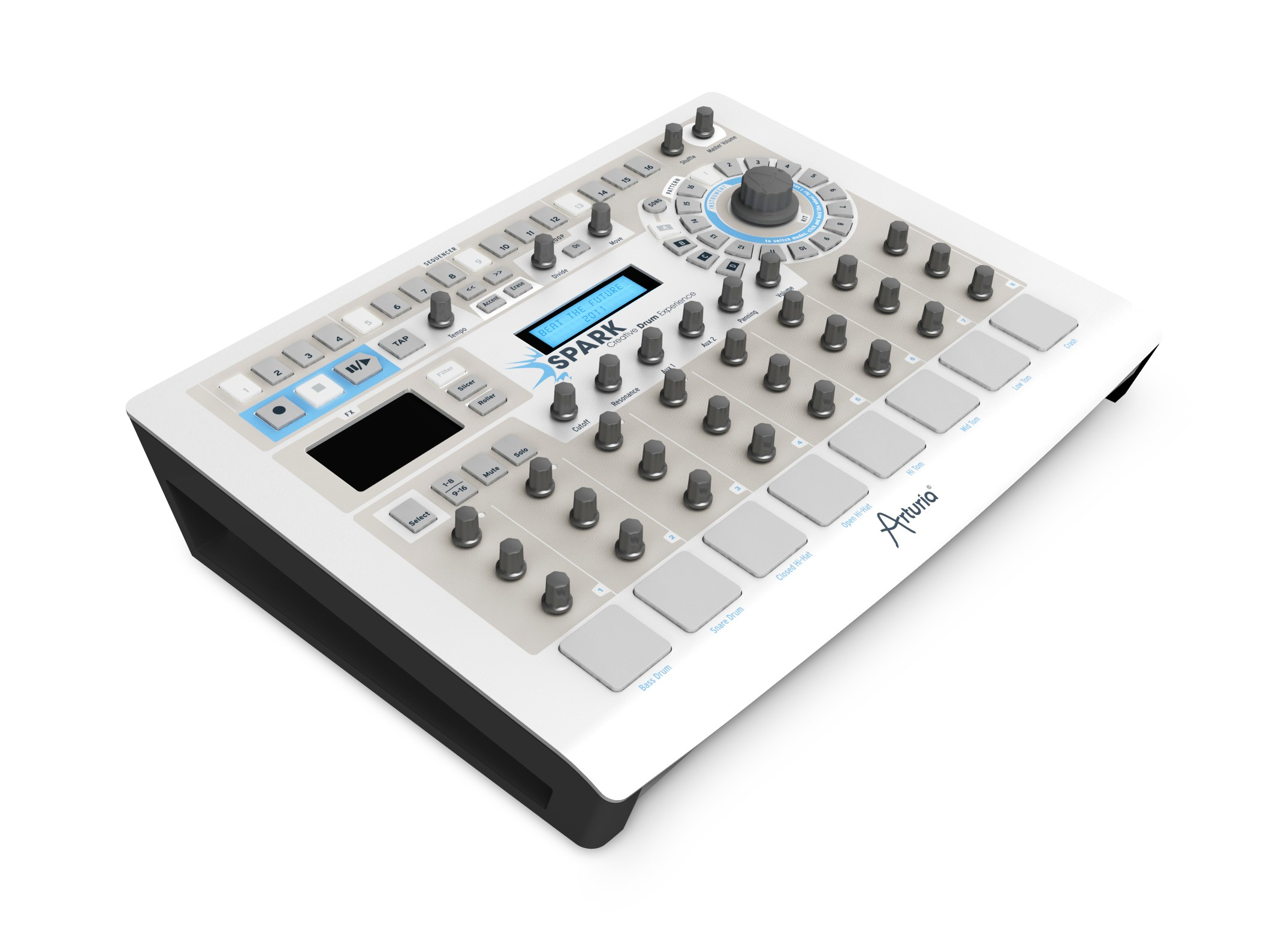 ARTURIA Spark – Combining the power of analog synthesis, physical